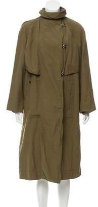Marni Long Trench Coat