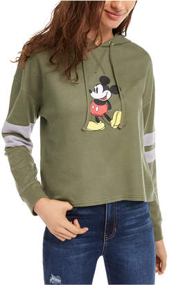 Freeze 24-7 Disney Juniors' Mickey Mouse Hoodie