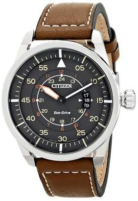 Citizen AW1361-10H Eco-Drive Avion Dress Watches