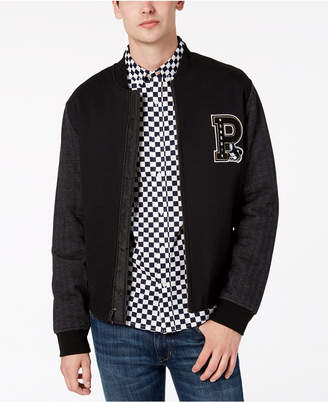Original Penguin Men's Slim-Fit Varsity Jacket, Created for Macy's