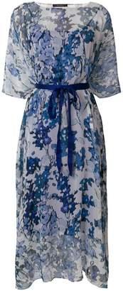 Max Mara floral-print dress