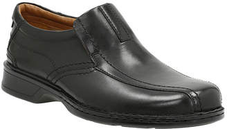 Clarks Escalade Step Mens Leather Loafers