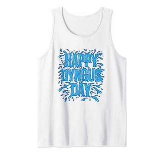 Water Theme - Polish Holiday - Happy Dyngus Day Tank Top