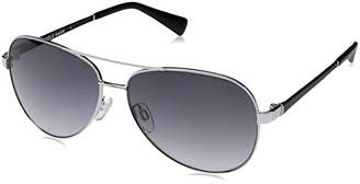 Cole Haan Women's Ch7000s Aviator Sunglasses