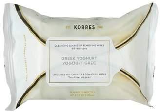 Korres Greekyoghurt Cleansing Wipes