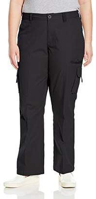 Dickies Women's Plus-Size Relaxed Cargo Pant