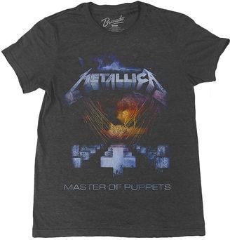 Hybrid Tees Novelty Metallica Short-Sleeve T-Shirt $24 thestylecure.com