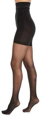 Donna Karan High-Waist Control-Top Tights