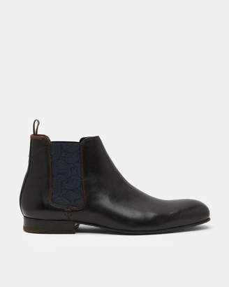 Ted Baker PHAETHN Leather Chelsea boots