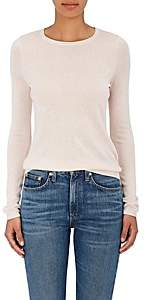 Barneys New York Women's Fine-Gauge Knit Silk-Cashmere Sweater - Light Pink