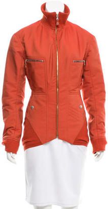 Jean Paul Gaultier Lightweight Fitted Jacket $125 thestylecure.com