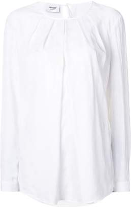 Dondup pleated blouse