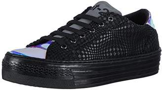 Nat-2 Womens Stage Low-Top Trainer Black Size: 7.5 UK