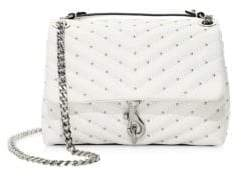 Rebecca Minkoff Edie Chevron Quilted Leather Crossbody Bag