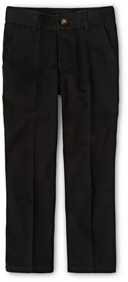 Izod EXCLUSIVE Flat-Front Pants - Preschool Boys 4-7 Regular and Slim