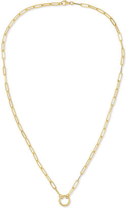 Foundrae 18-karat Gold Necklace - one size
