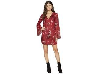 The Jetset Diaries Autumn Tunic Women's Blouse