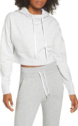 Zella Shorty Zip Back Hoodie