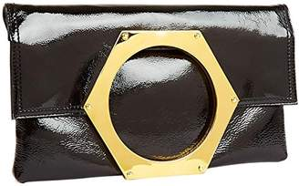 Jonathan Adler Goldie Foldover Clutch -