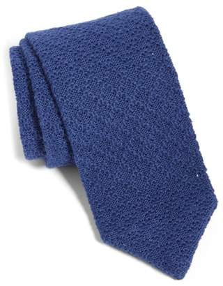 The Tie Bar Knit Linen & Cotton Tie