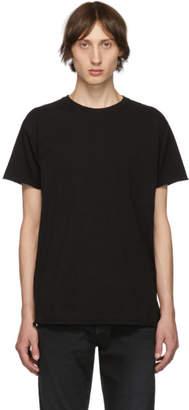 John Elliott Black Anti Expo T-Shirt