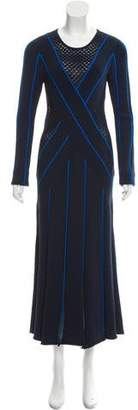 Prabal Gurung Long Sleeve Maxi Dress w/ Tags