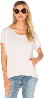 C & C California Monica Short Sleeve Pullover $98 thestylecure.com