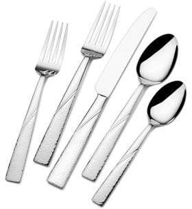 International Silver Loring 51-Piece Flatware Set