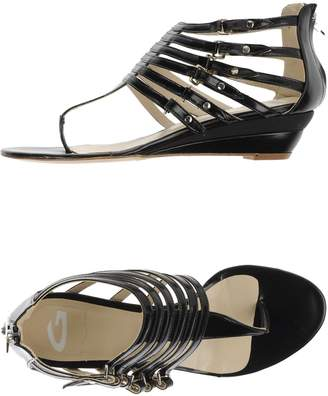 Alberto Guardiani Toe strap sandals - Item 44920896RB