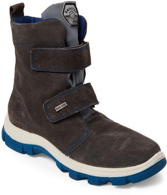 Naturino Kids Boys) Grey Ural Rainstep Winter Boots