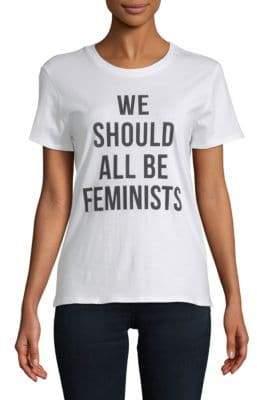 Feminist Cotton Tee