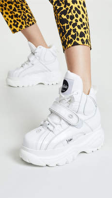 428f76a630c Buffalo London Classic Kicks High Top Sneakers