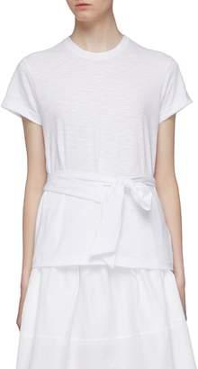 Vince Tie waist T-shirt