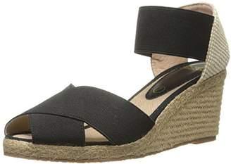 Andre Assous Women's Emmie Wedge Sandal $68.63 thestylecure.com