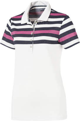 Golf Women's Road Map Polo