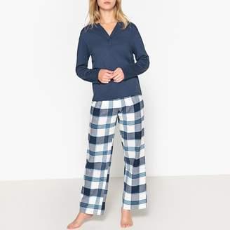La Redoute Collections Flannel Pyjama Set