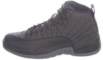 Nike Jordan 2016 12 Retro Wool Sneakers