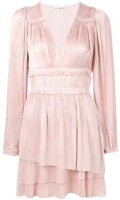 Ulla Johnson pleated mini dress
