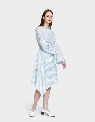3.1 Phillip Lim Long Sleeve Shirting Dress