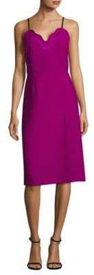 Carven Sweetheart Neckline Dress
