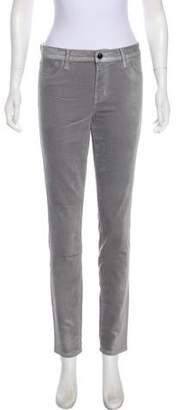 J Brand Mid-Rise Super Skinny Pants w/ Tags