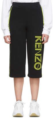 Kenzo (ケンゾー) - Kenzo ブラック スポーツ ロゴ キュロット