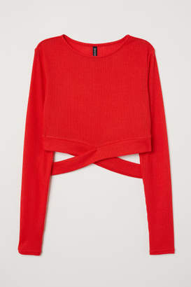 H&M Short Sweater - Red