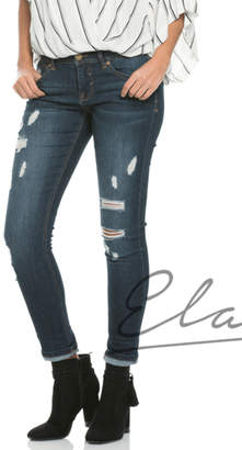 Elan International Boyfriend Jeggings