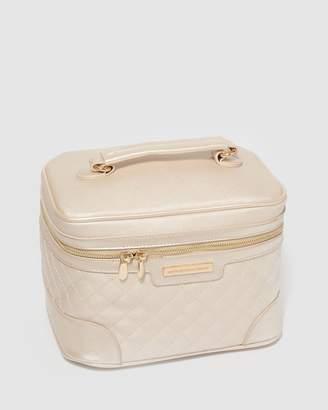 colette by colette hayman Quilt Cosmetic Case