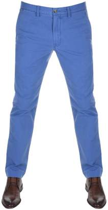 Bedford Chino Trousers Blue