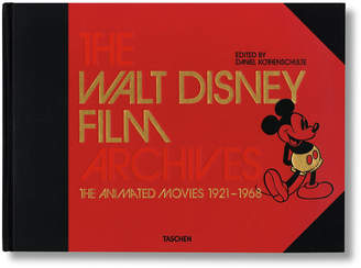 Taschen The Walt Disney Film Archives Book