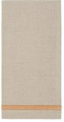Barneys New York Ribbon-Detailed Linen Napkin