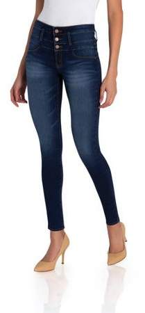 Jordache Women's Super Soft Triple Stack Skinny Jean