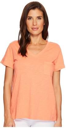 Pendleton V-Neck Pocket Tee Women's T Shirt